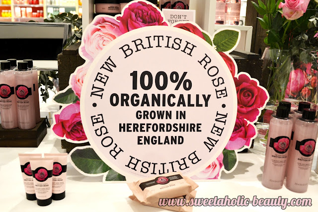 The Body Shop VIP Pre-Mother's Day Pamper Event - Sweetaholic Beauty
