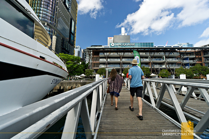 Sydney Harbour Cruise Darling Harbour