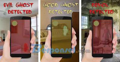 Aplikasi Pendeteksi Hantu untuk Android Asli dan Nyata