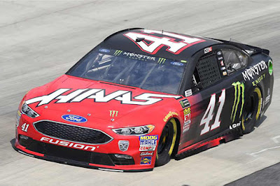 SHR had three cars finish in the top-5, including the No. 41 of Kurt Busch in fifth. #MENCS #NASCAR