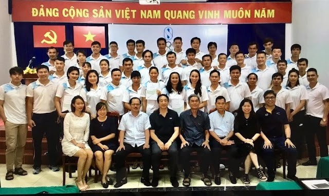Bế giảng khóa HLV cấp 1 thế giới: 42 HLV Việt Nam và 3 HLV Trung Quốc đều đủ điều kiện cấp bằng HLV
