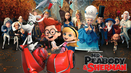mr peabody y sherman