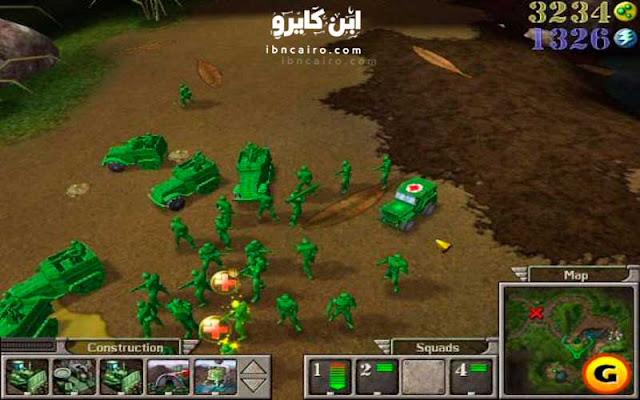 تحميل لعبة الجيش الاخضر كاملة من ماى ايجى