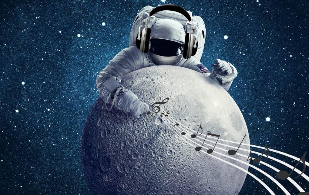 Playlist NASA da inviare sulla Luna nel 2024: invia la tua canzone preferita.