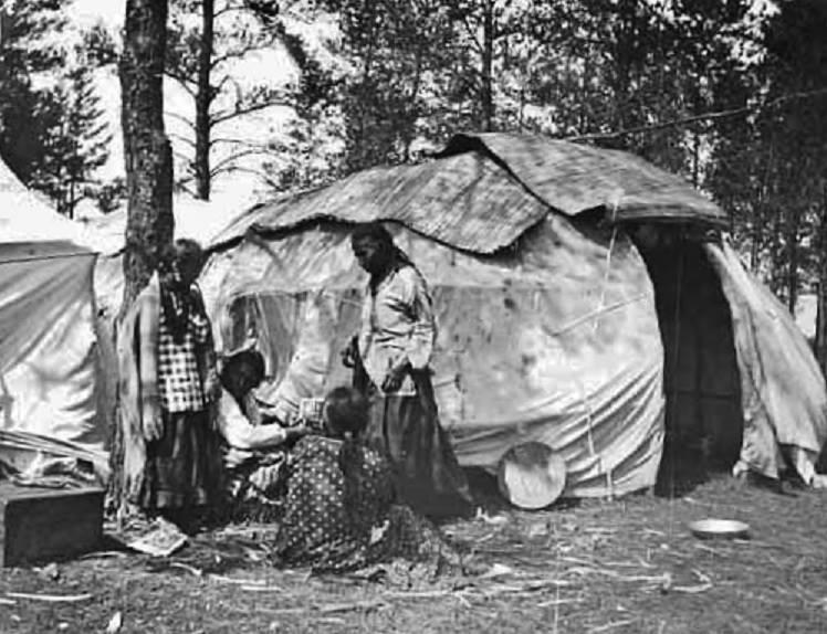 Elegant  American Indians Native Americans Native Indian Horn Forward Winnebago
