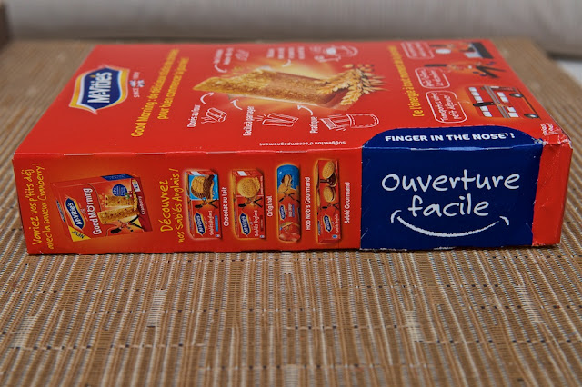 Good Morning McVitie's - United Biscuits - Breakfast - oat