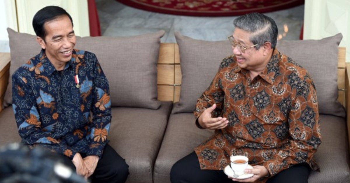 Demokrat & Manuver Politik Kuno Ala SBY, Jokowi SBY