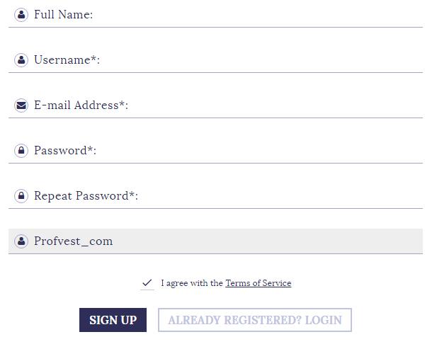 Регистрация в Lensen Group LTD 2