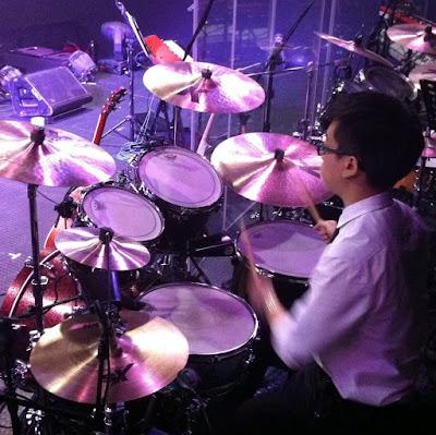 Dickson 葵興學鼓、 葵興學打鼓、葵興鼓班、流行鼓課程、流行鼓班