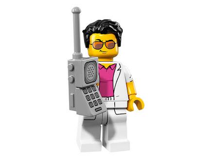 LEGO 71018-12 - Yuppie