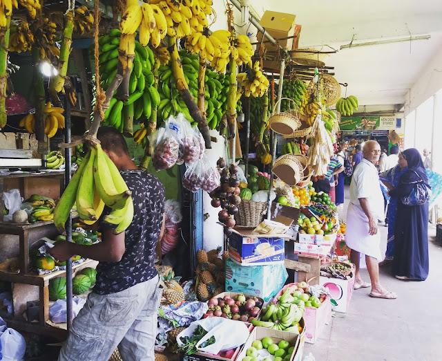mercado tradicional kandy