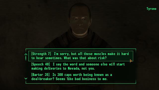 Do que eu mais sinto falta em Fallout 4
