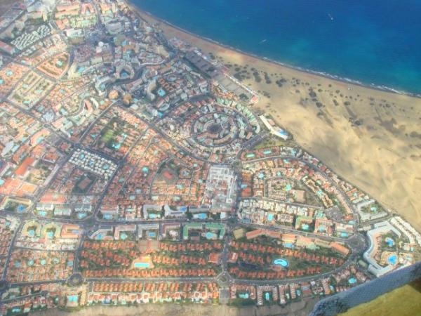 Gran Canaria skoki spadochronowe