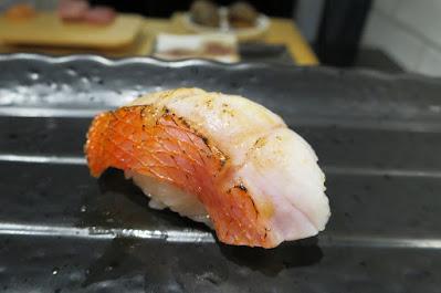 Ryo Sushi, kinmedai