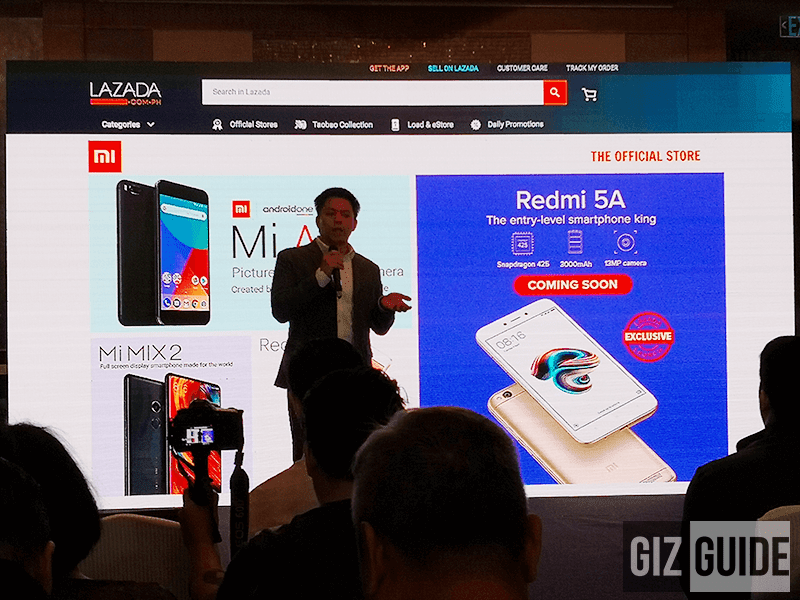 xiaomi-lazada-ph-store Xiaomi's official Lazada Philippines store is now up! Technology