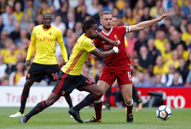 Babak I: Watford Dua Kali Robek Gawang Liverpool
