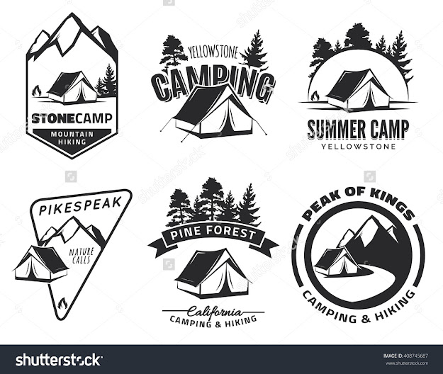 Image Result For Camping Vector
