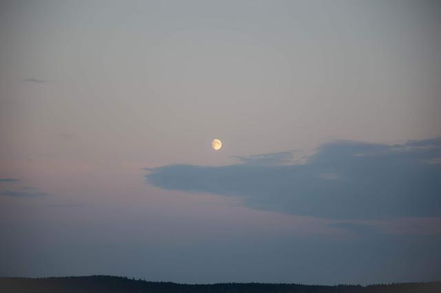kuu taivas