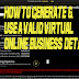 How To Generate A Valid Virtual TIN/EIN And Other Business Details Instantly