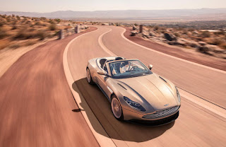 2019 Aston Martin DB11 Volante, Photo, Prix, Date de sortie