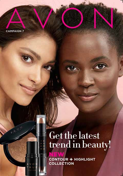 Win Avon Makeup Products