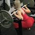 Treino de SST da Roberta Zuñiga -  Membros Inferiores - Musculação