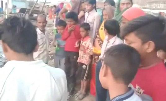 Faridabad: After killing a newborn girl sleeping near parents, she killed her dead body
