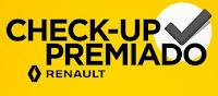 Promoção Check-UP Premiado Renault checkuppremiado.com.br