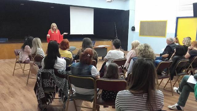 Με επιτυχία το Εργαστήρι Γονέων στο Α' Δημοτικό Σχολείο Ηγουμενίτσας