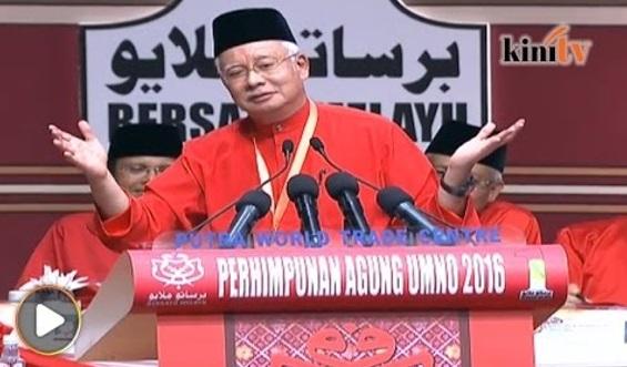 "Tak nak BR1M, tak usah ambil - Najib jawab isu BR1M dianggap ""DEDAK"" !"