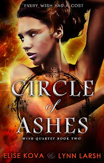 Circle of Ashes by Elise Kova & Lynn Larsh