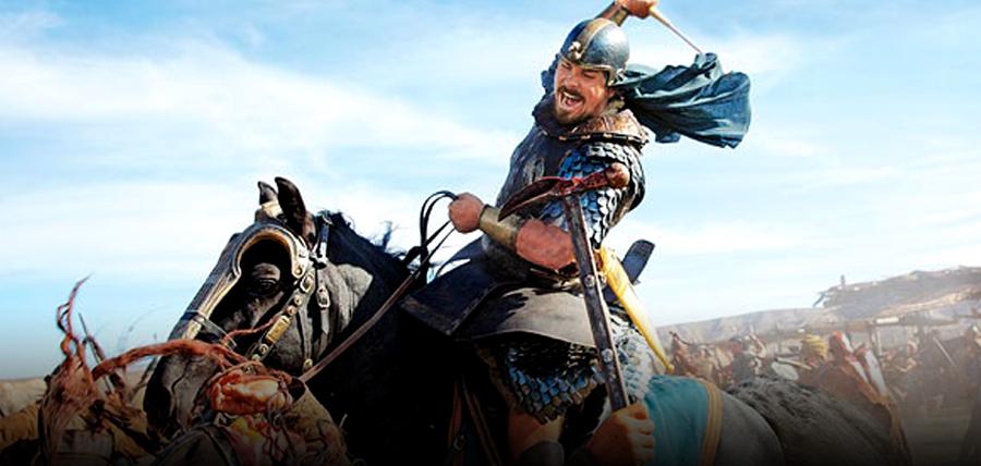 EXODUS: GODS AND KINGS, Primele Imagini Oficiale Din Filmul Biblic Regizat De RIDLEY SCOTT