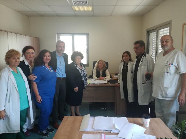 Γ. Μανιάτης: Να προστατευθούν οι ζωές γιατρών, νοσηλευτών και πολιτών στα Νοσοκομεία Αργολίδας