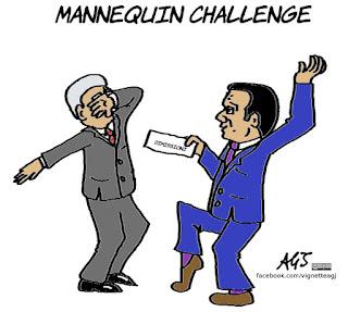 mattarella, renzi, dimissioni, legge di stabilità, referendum, vignetta, satira