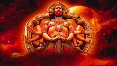 Sankatmochan Hanuman Wallpapers & Images