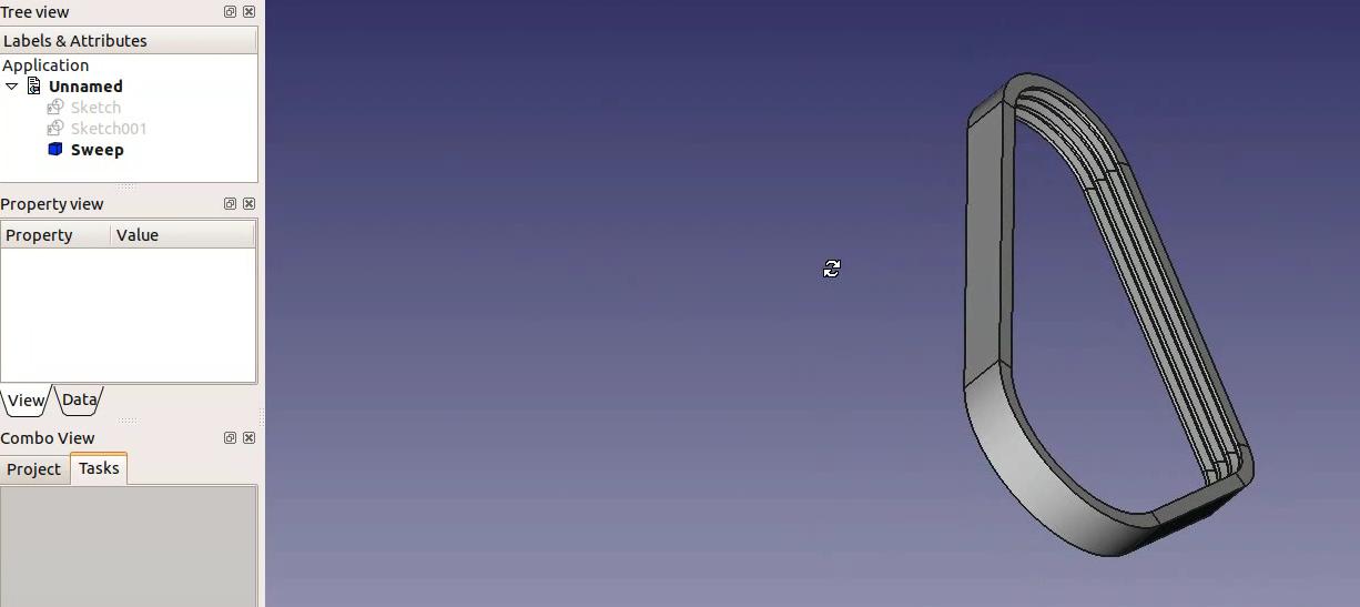 FreeCAD tutorial: 2011