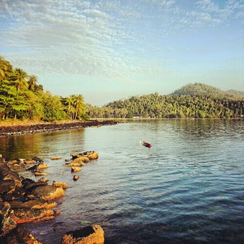 Borneo Island: The Hidden Paradise Of Borneo : Lemukutan Island