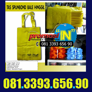 Jual Tas Spunbond Jumlah Banyak di Surabaya
