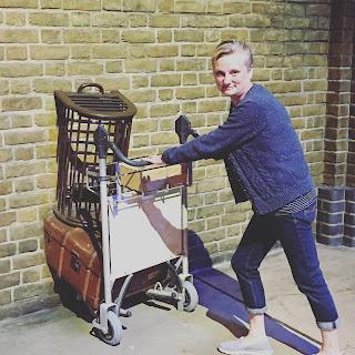Platform 93/4 Harry Potter