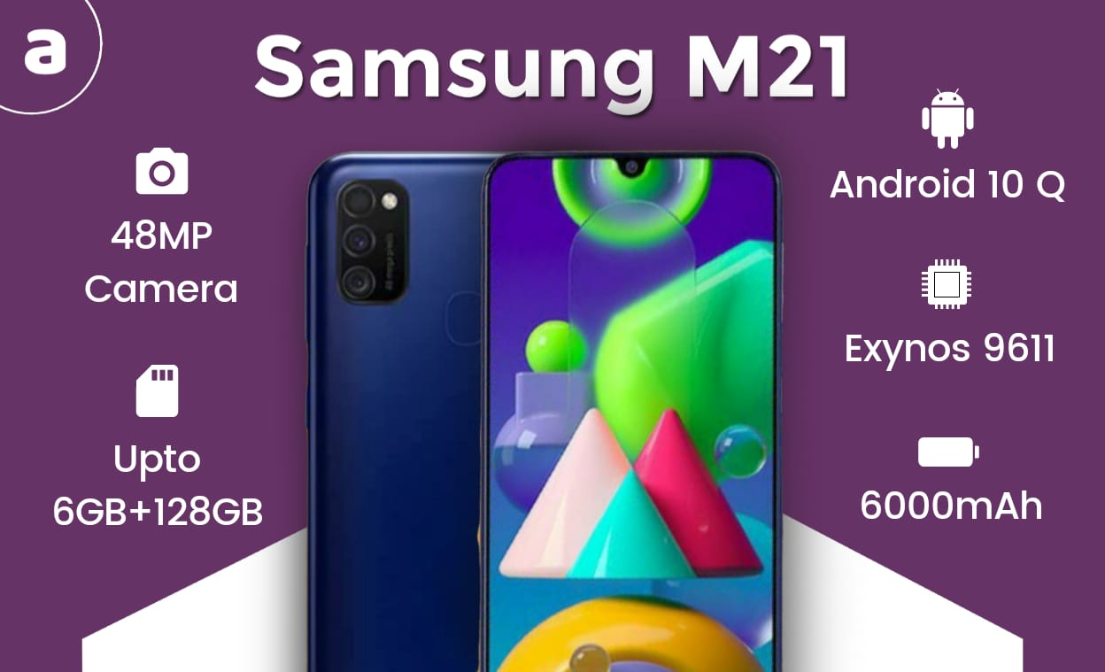 Samsung Galaxy M21 Features