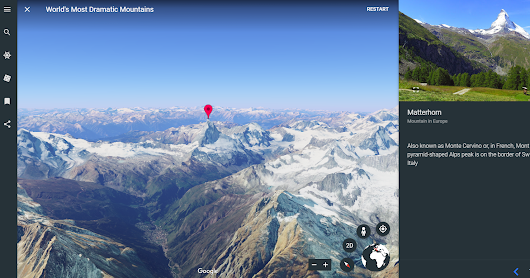 How to Create Your Own Placemarks in the New Google Earth