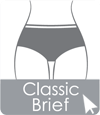 aPure pH Balancing Underwear Classic Brief