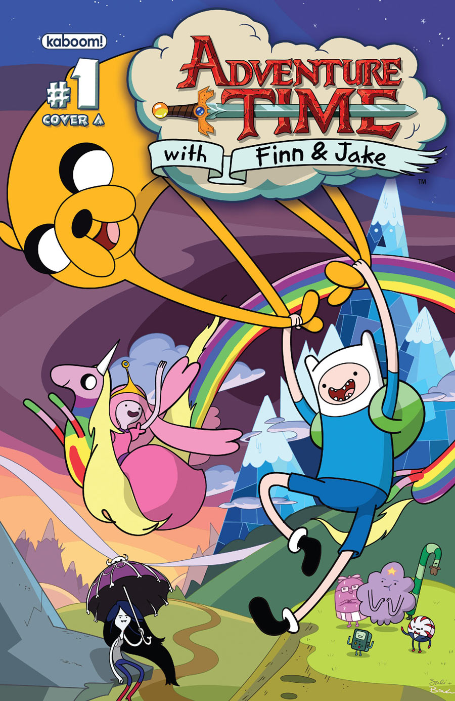 Ghettomanga What S This An Adventure Time Comic Sweet