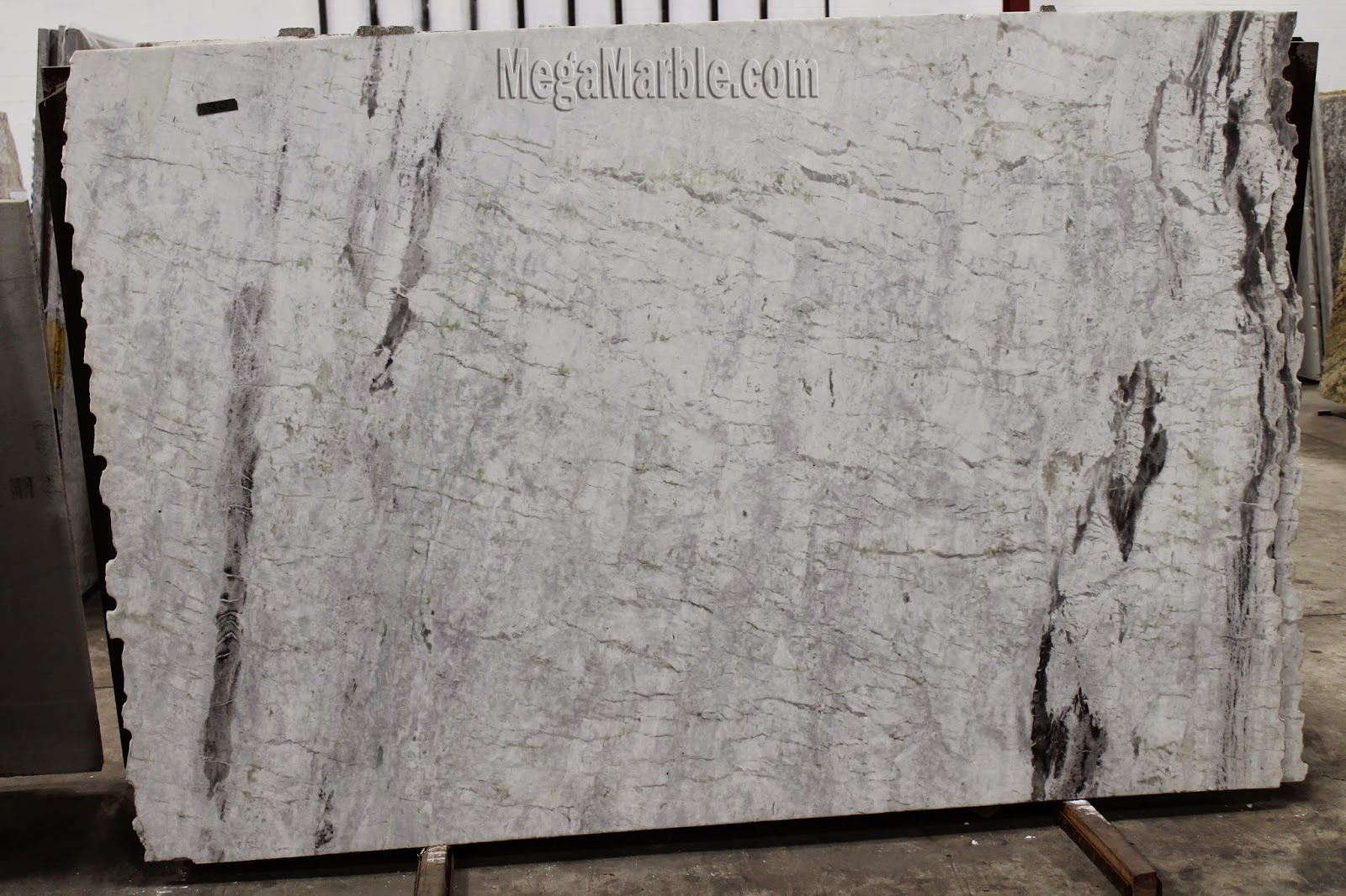 Princess White Quartzite Slab