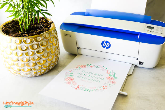 How to Print at Home