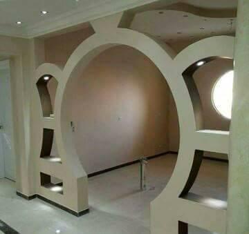 ديكورات جبس اسقف حديثة 2018 Decoration Platrie
