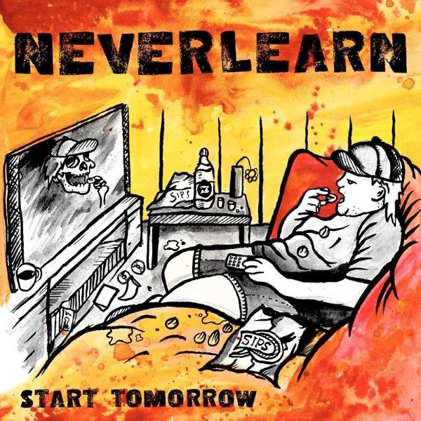 "Neverlearn stream new EP ""Start Tomorrow"""