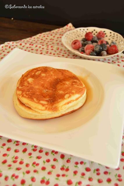Pancakes_Sin_Lactosa-©Saboreando_las_ Estrellas