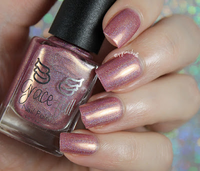 Grace-Full Nail Polish Nude Blush | Delicate Neutrals