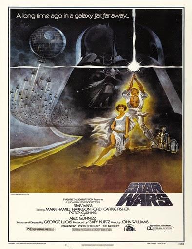Ver Star Wars: Episodio IV – Una nueva esperanza (1977) Online
